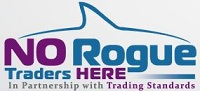 no rouge traders logo